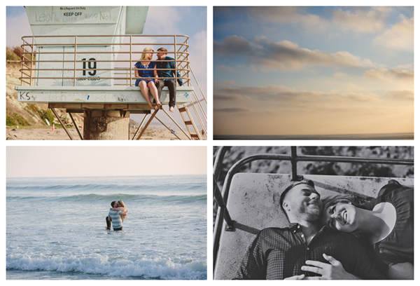 Encinitas Engagement Photos