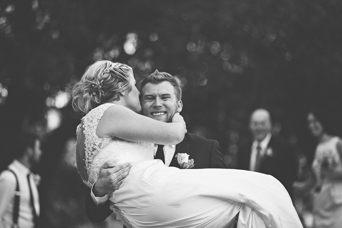 Secluded Garden Estate Wedding Photos