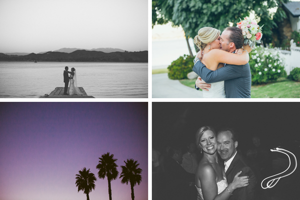 Lake Elsinore Wedding Photos