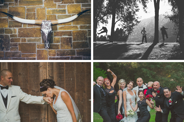 Temecula Creek Wedding Photos