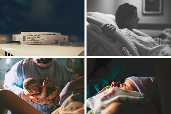 Temecula Birth Story Photographer