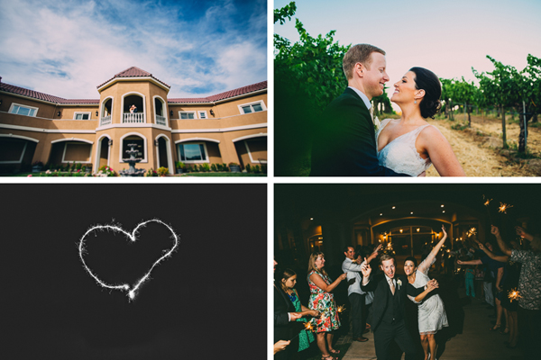 Wilson Creek Wedding Photos