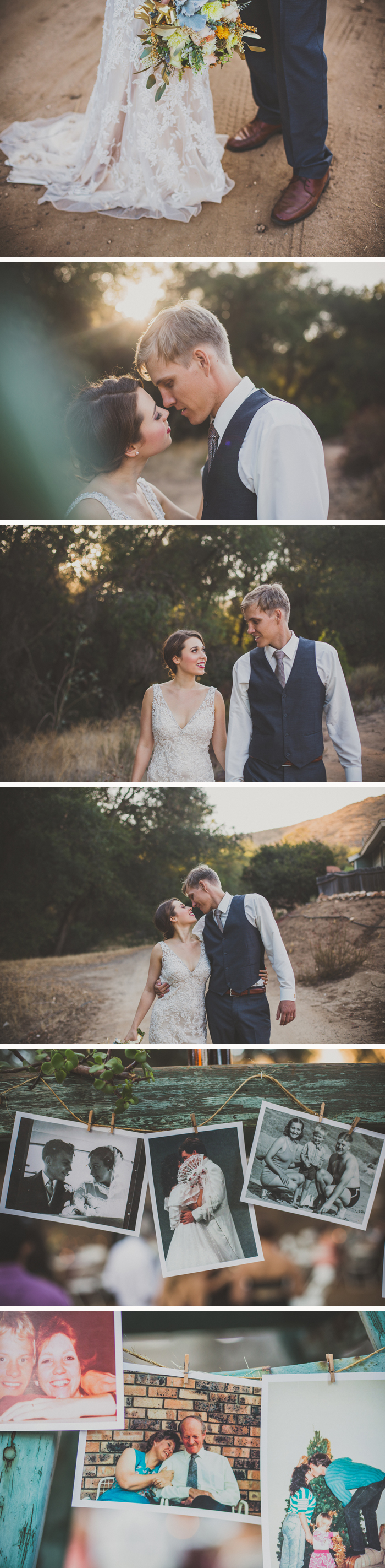 Wedding Photos In Ramona At Hidden Oaks