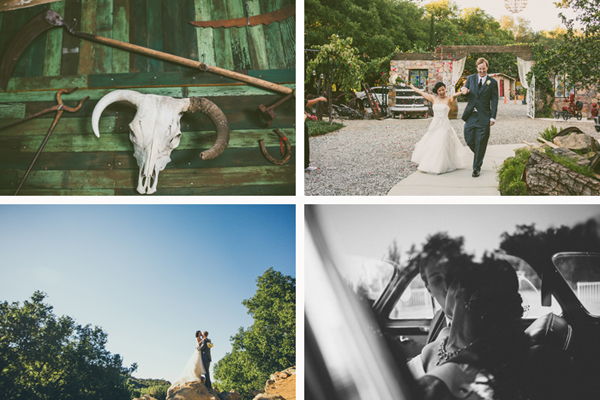 Whispering Oaks Terrace Wedding Photos