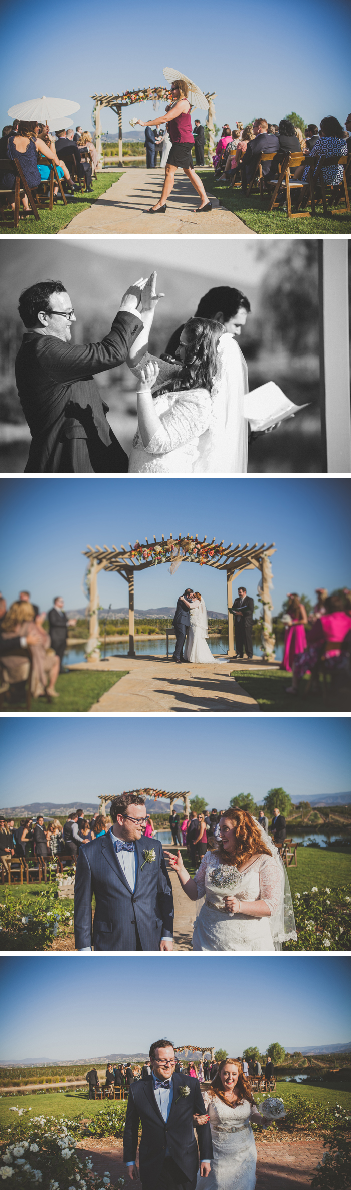 Ponte Inn Wedding Ceremony