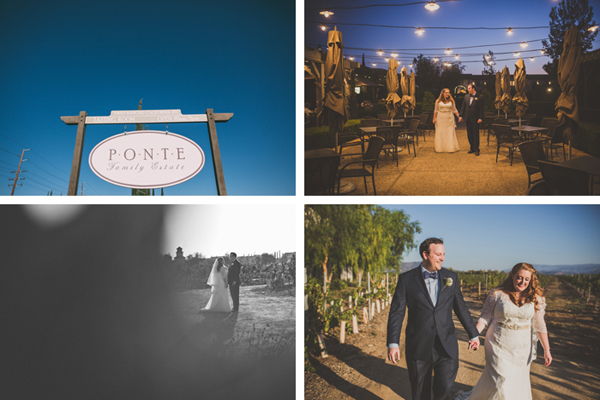 Ponte Inn Wedding Photos