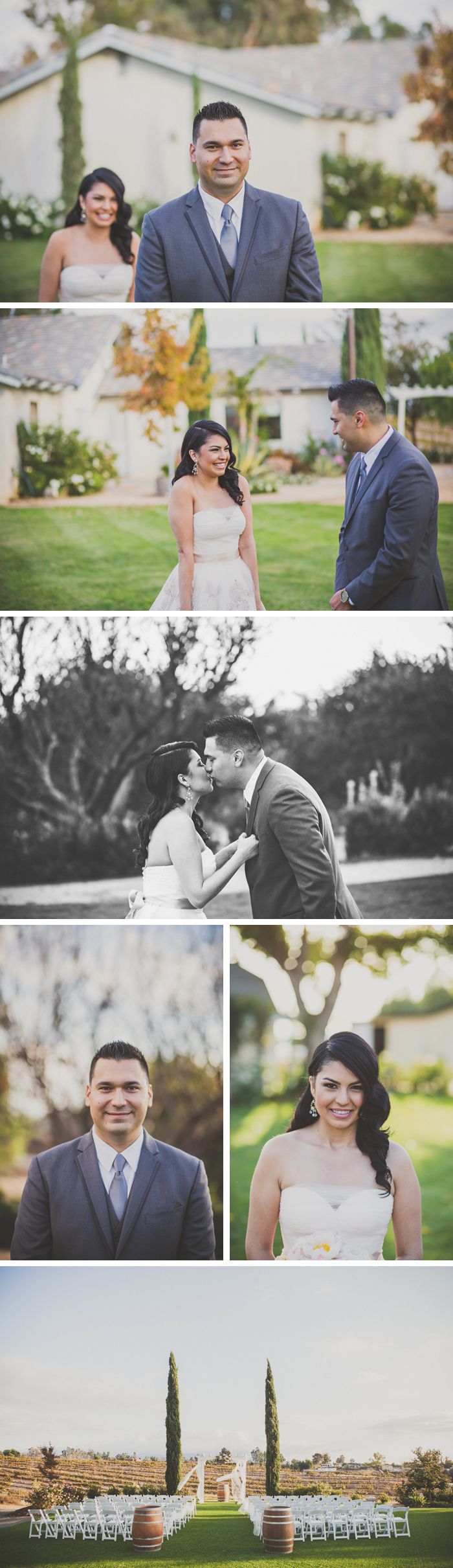 Bel Vino Winery Wedding Photos Temecula