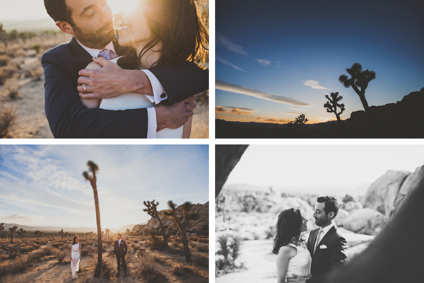 Joshua Tree Elopement Photos