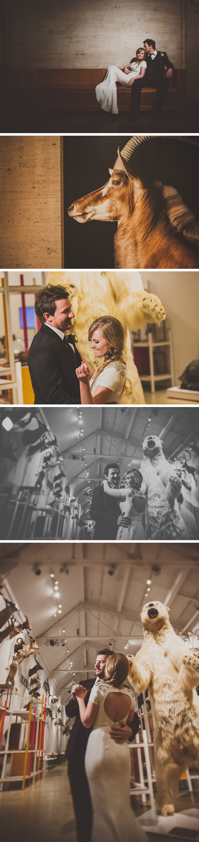 Natural History Museum Los Angeles Wedding Photos