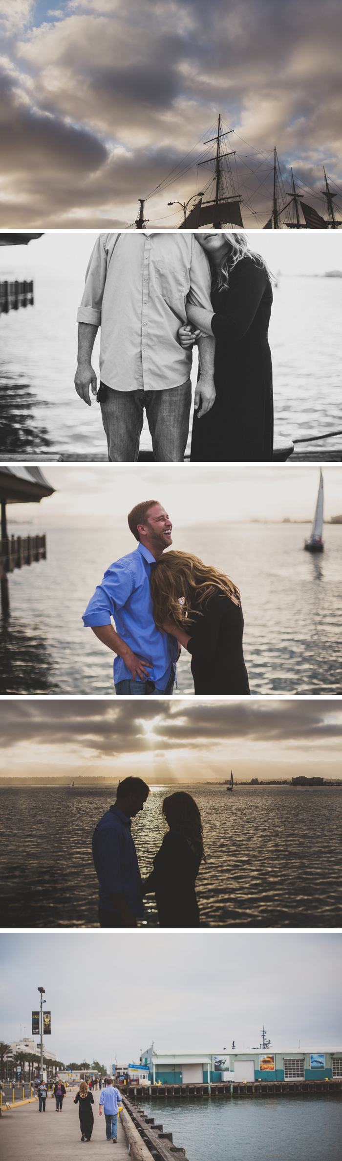 Engagement Session In San Diego