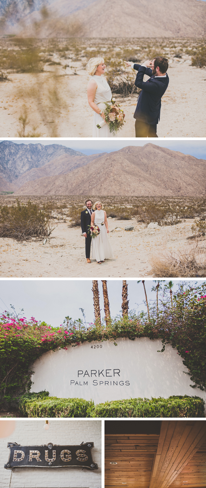 Palm Springs City Hall Wedding Photos