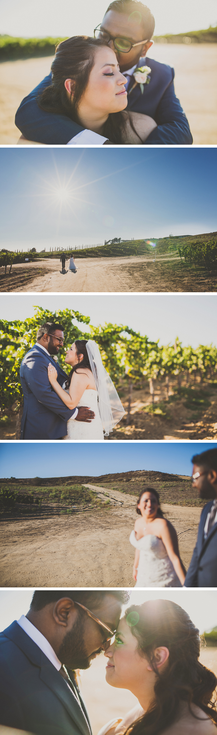 Wedding Photos At Europa Village Temecula