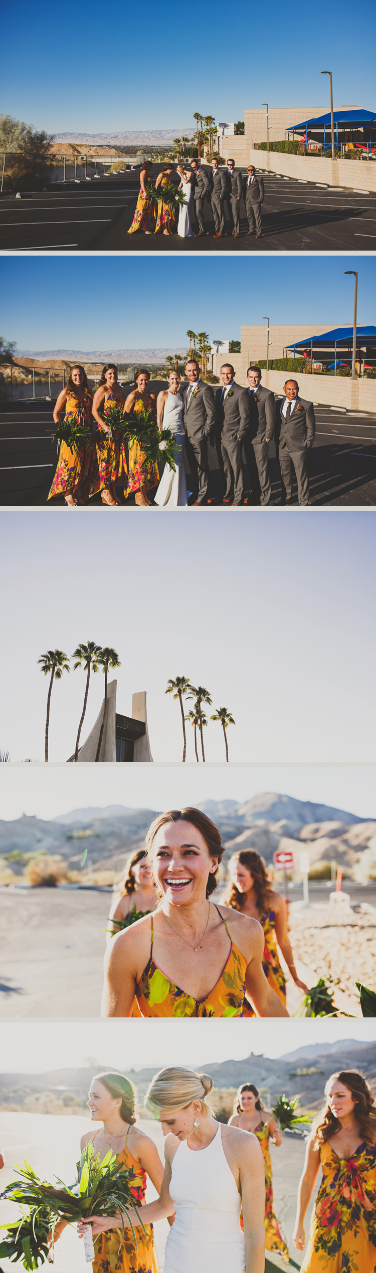 Ace Hotel Palm Springs Wedding Photos