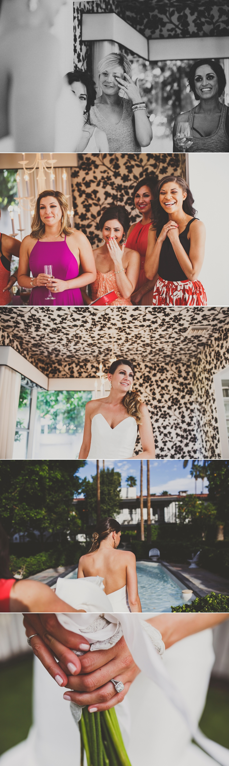 Avalon Hotel Palm Springs Wedding