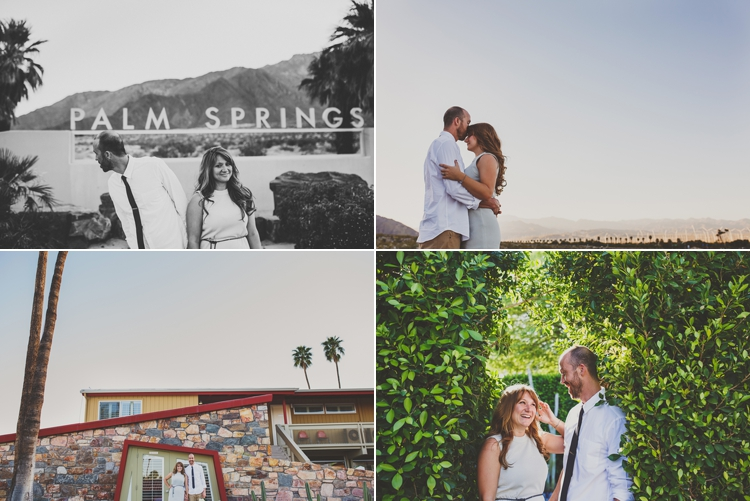 Palm Springs Destination Wedding