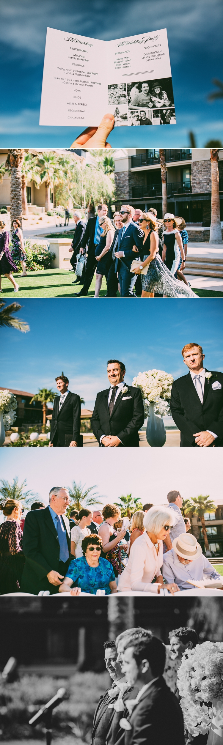 Wedding Photos At Ritz Carlton Rancho Mirage