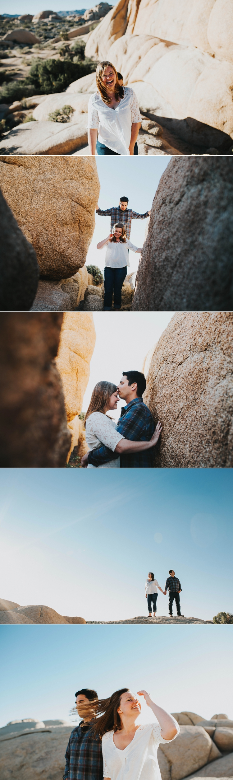 Engagement Photos Joshua Tree