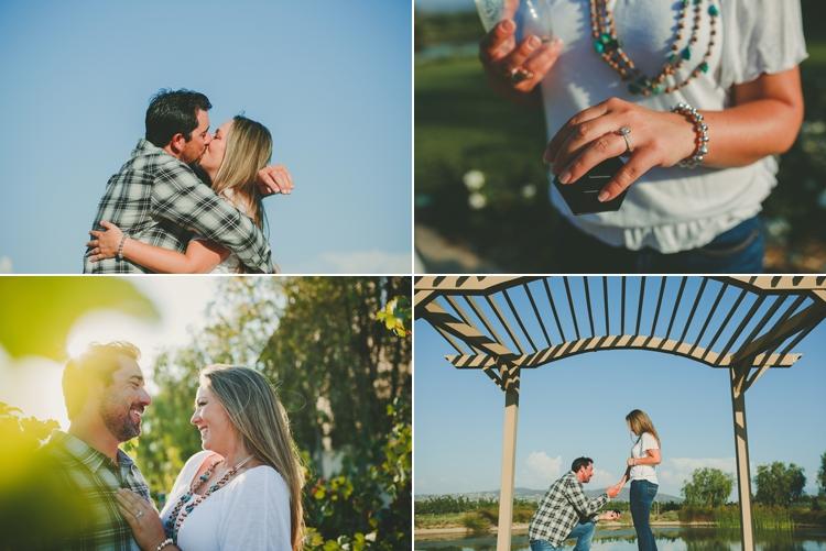 Wedding Proposal In Temecula
