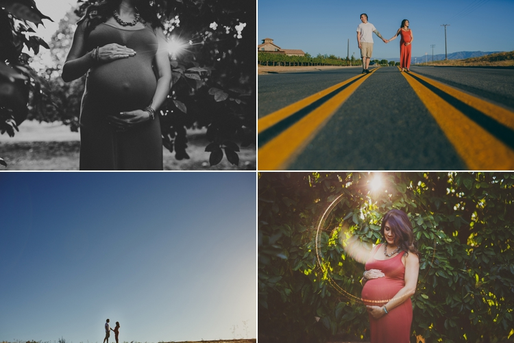 Temecula Wine Country Maternity Photos
