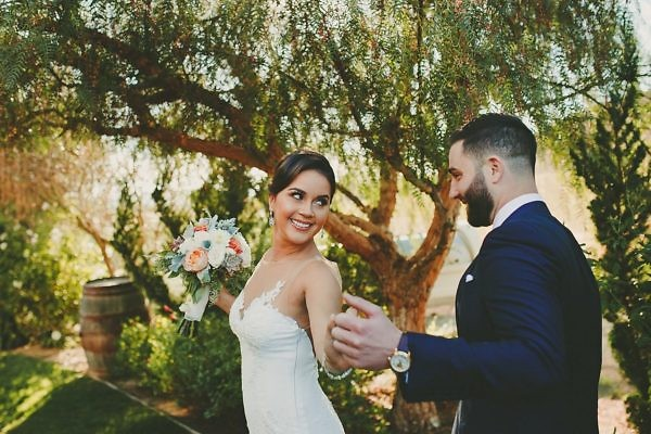 Europa Village Winery Wedding