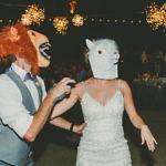 Living Desert Zoo Wedding Photos