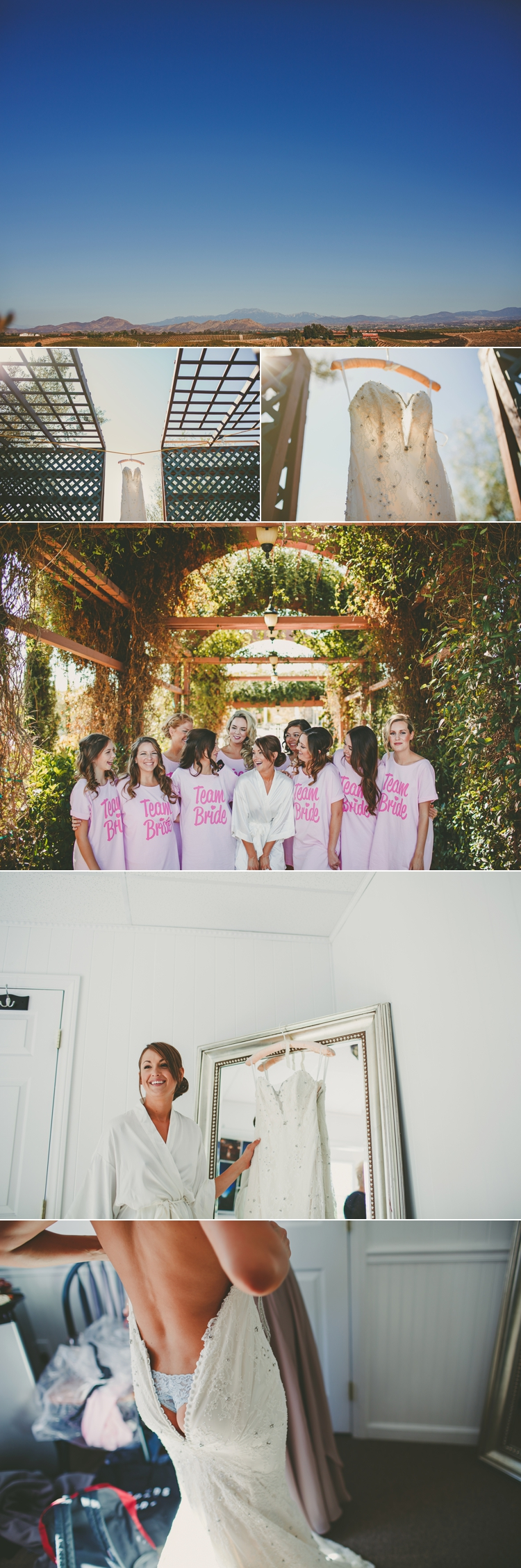 Wedding Photos Mount Palomar Winery