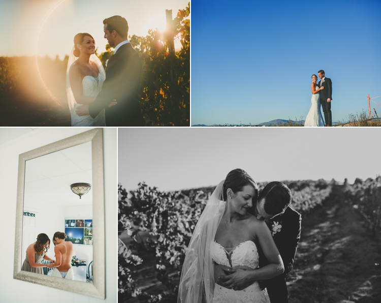 Mt Palomar Wedding Photos