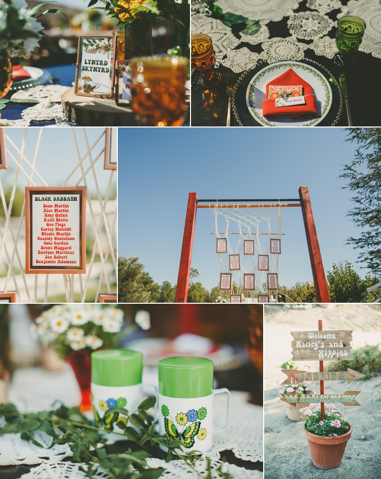 Bohemian Wedding Temecula