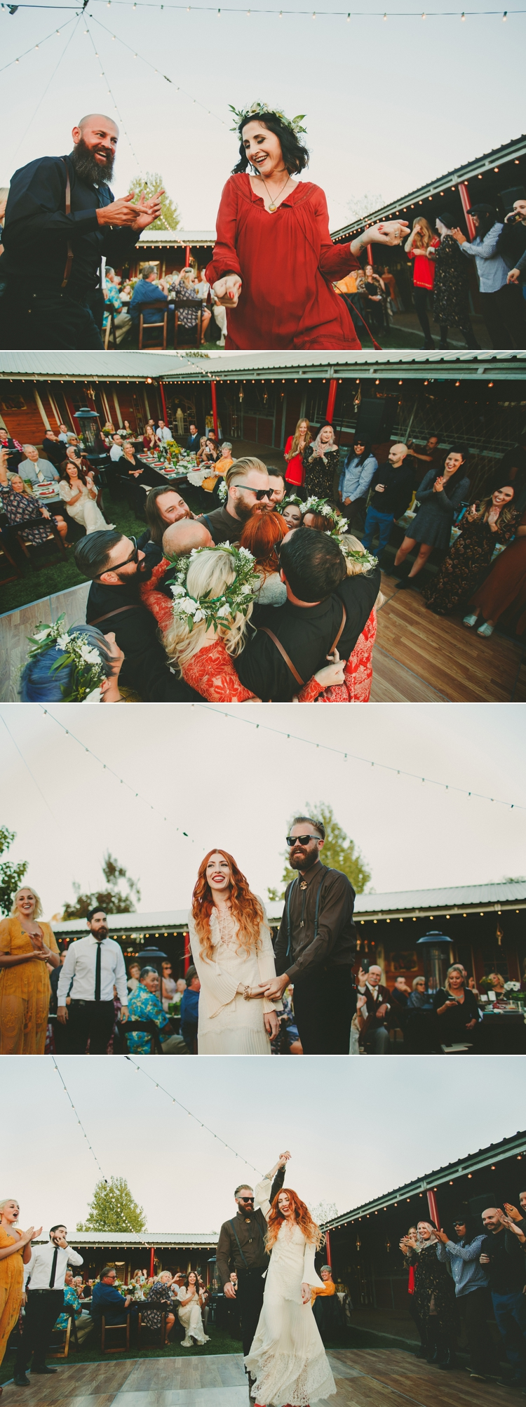 Bohemian Wedding Photography