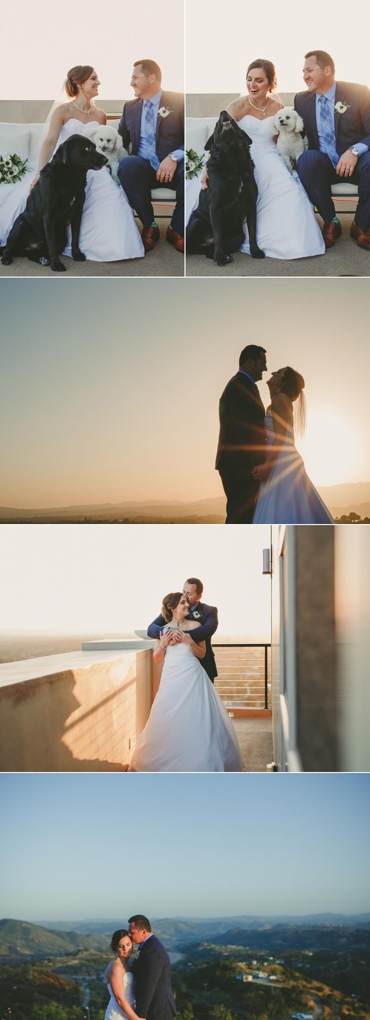 Fallbrook Backyard Wedding Photos 3888 East Mission Road
