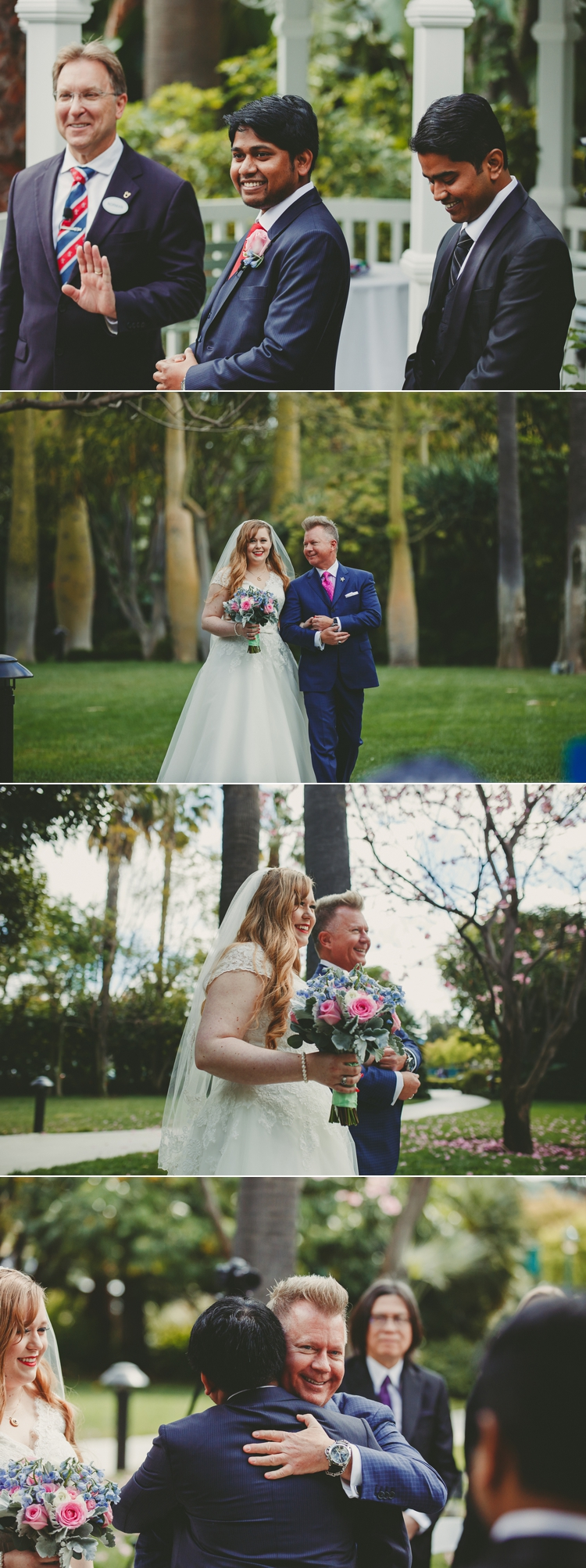 Disney Hotel Wedding Photos