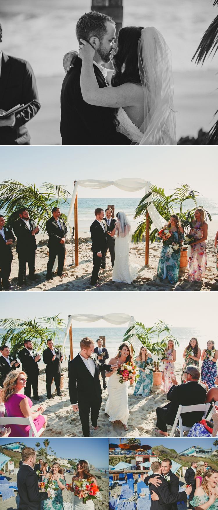 Hotel Laguna Wedding Photos