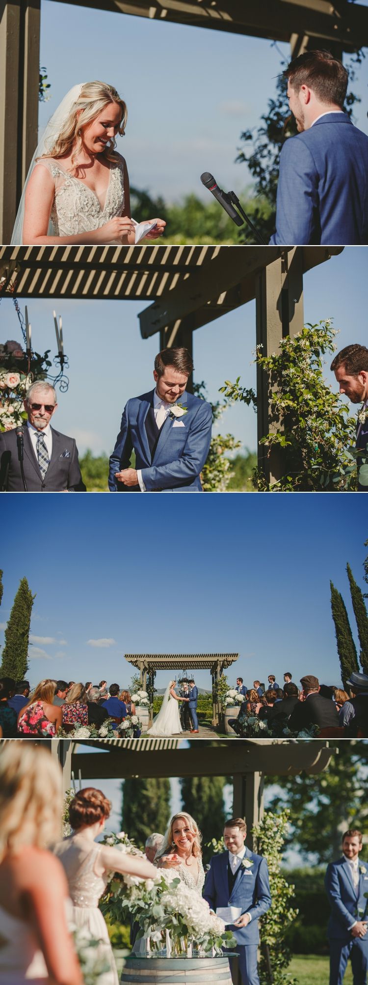 Ponte Winery Wedding Photos Temecula