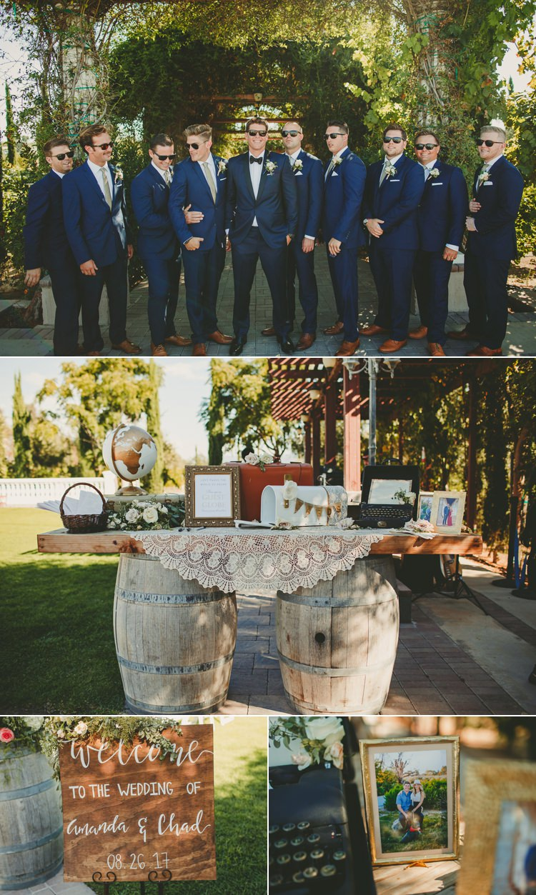 Mount Palomar Wedding Temecula
