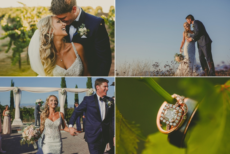 Mount Palomar Temecula Wedding