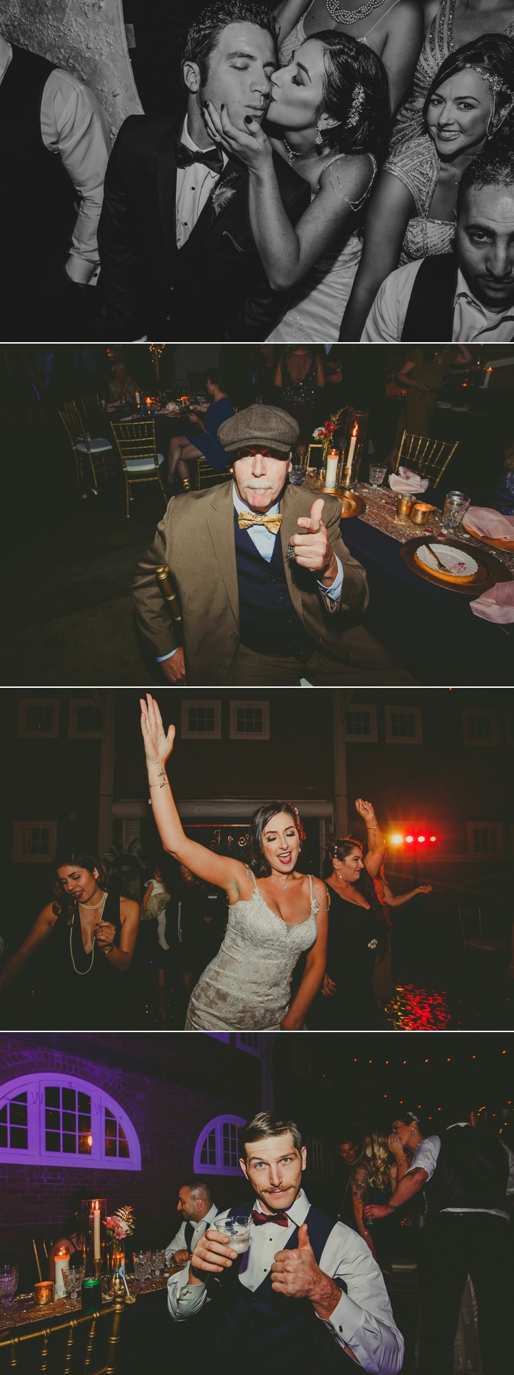 Brick San Diego Wedding