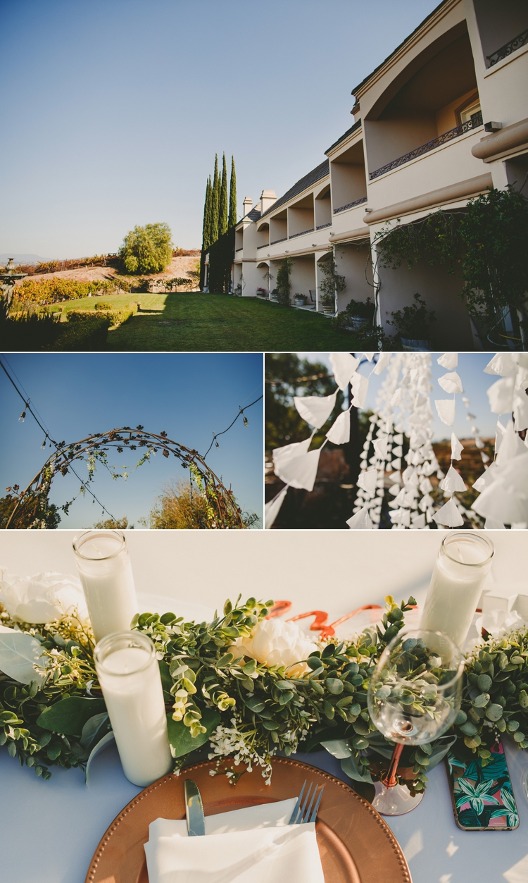 Churon Winery Temecula Wedding Photos