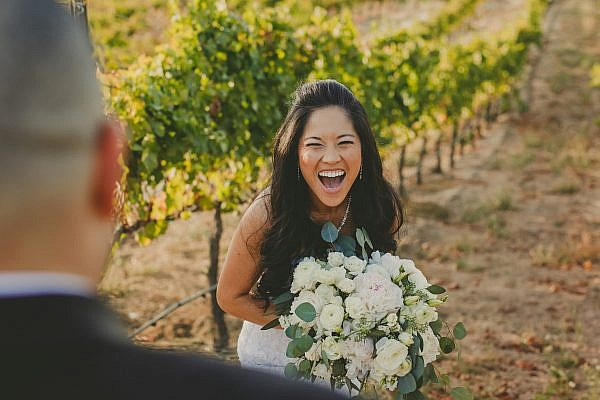 Falkner Winery Wedding In Temecula