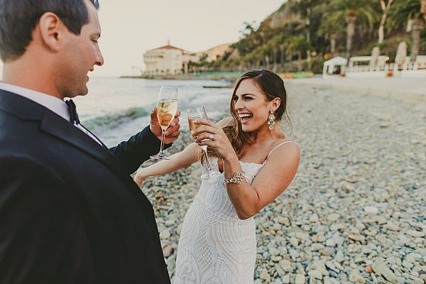 Hamilton Cove Catalina Wedding Photos