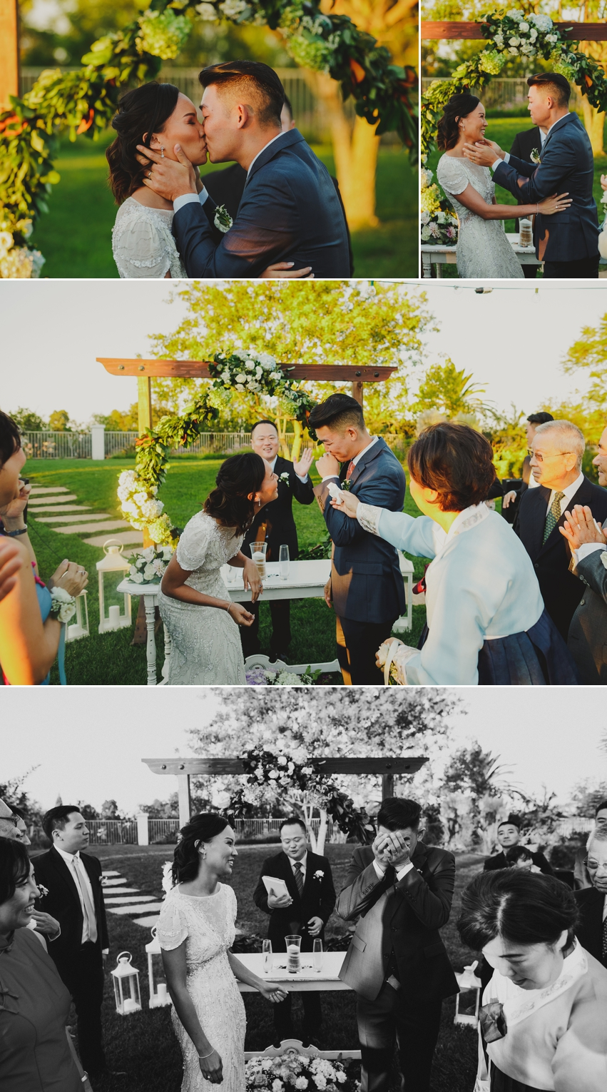 Backyard Wedding Temecula