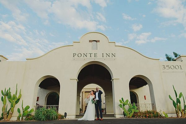 Ponte Inn Temecula Wedding Photos
