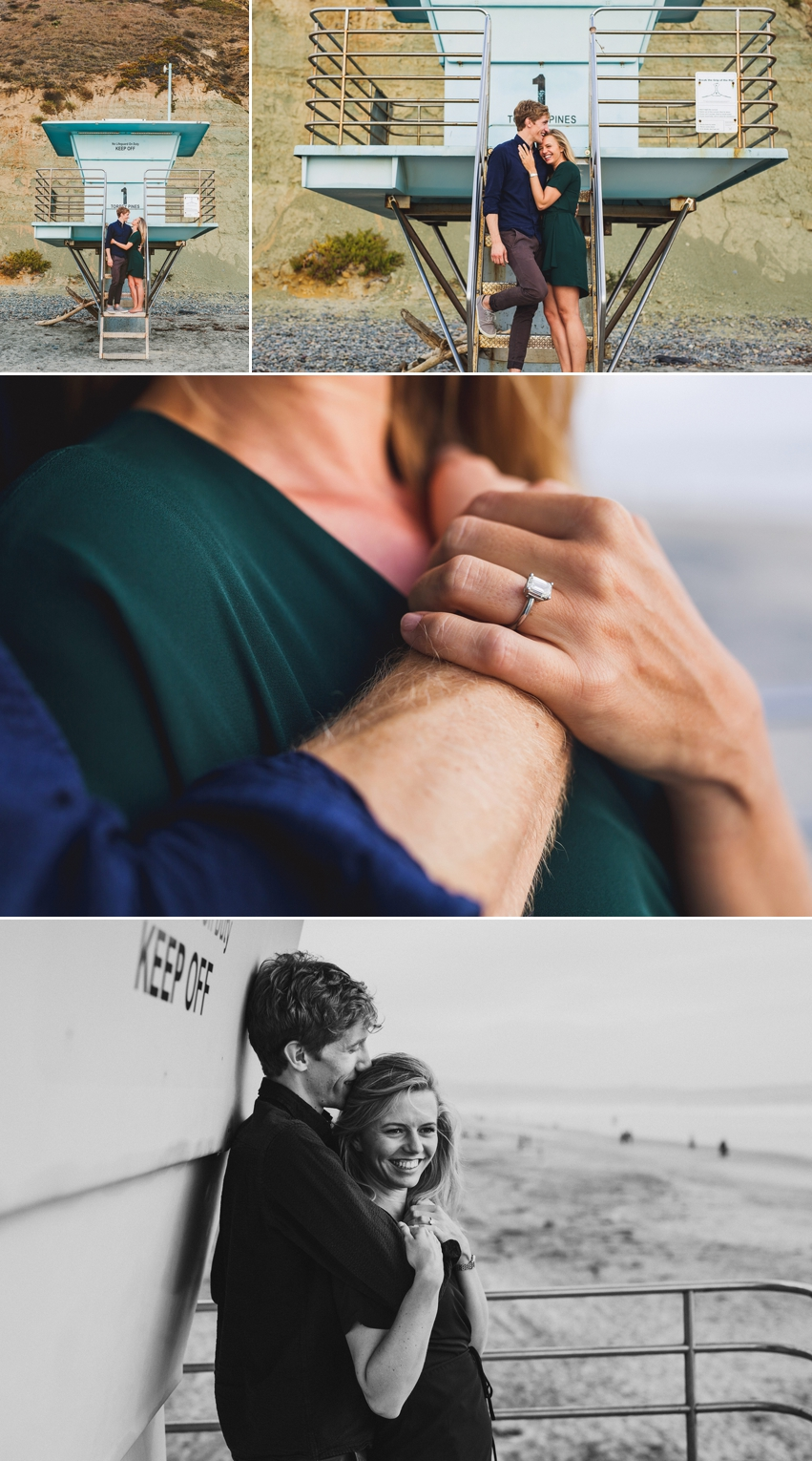 La Jolla Engagement Photos 1