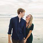 La Jolla Engagement Photos
