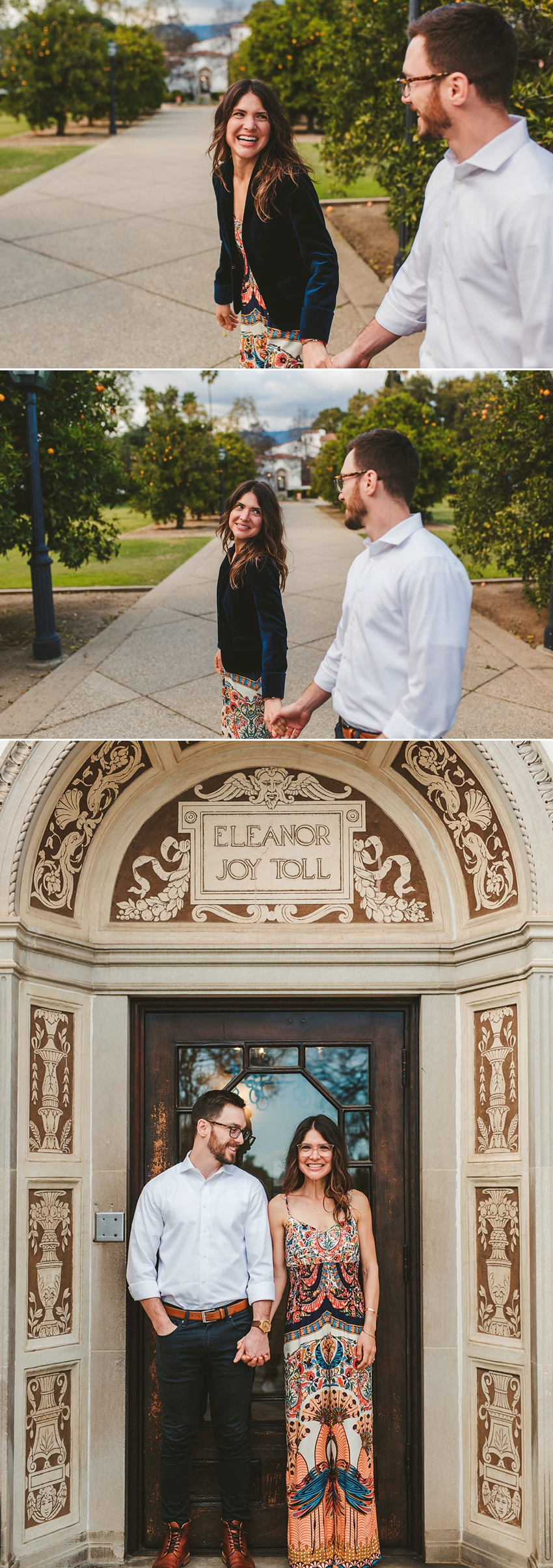 Scripps College Engagement Session