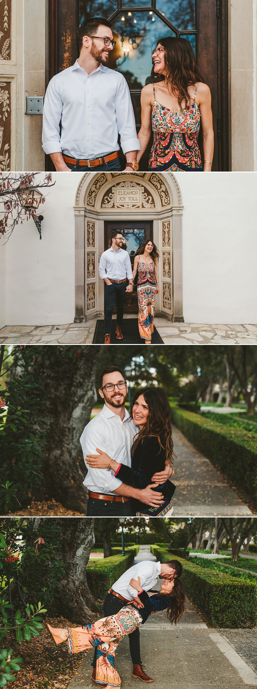 Scripps College Engagement Photos