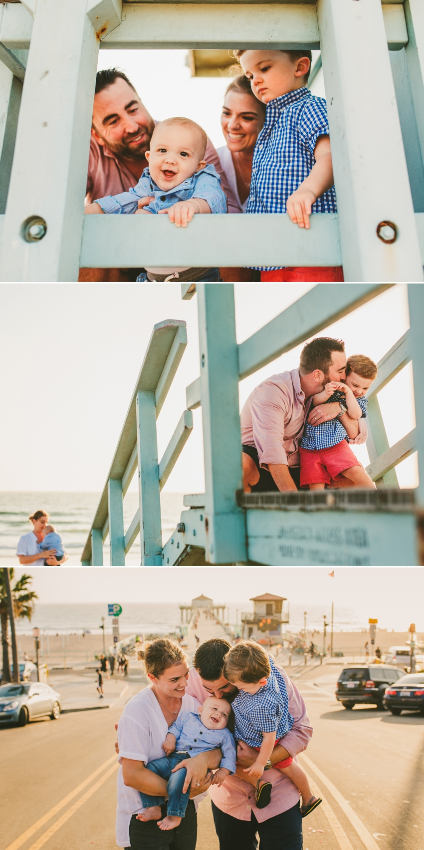 Manhattan Beach Family Photographer