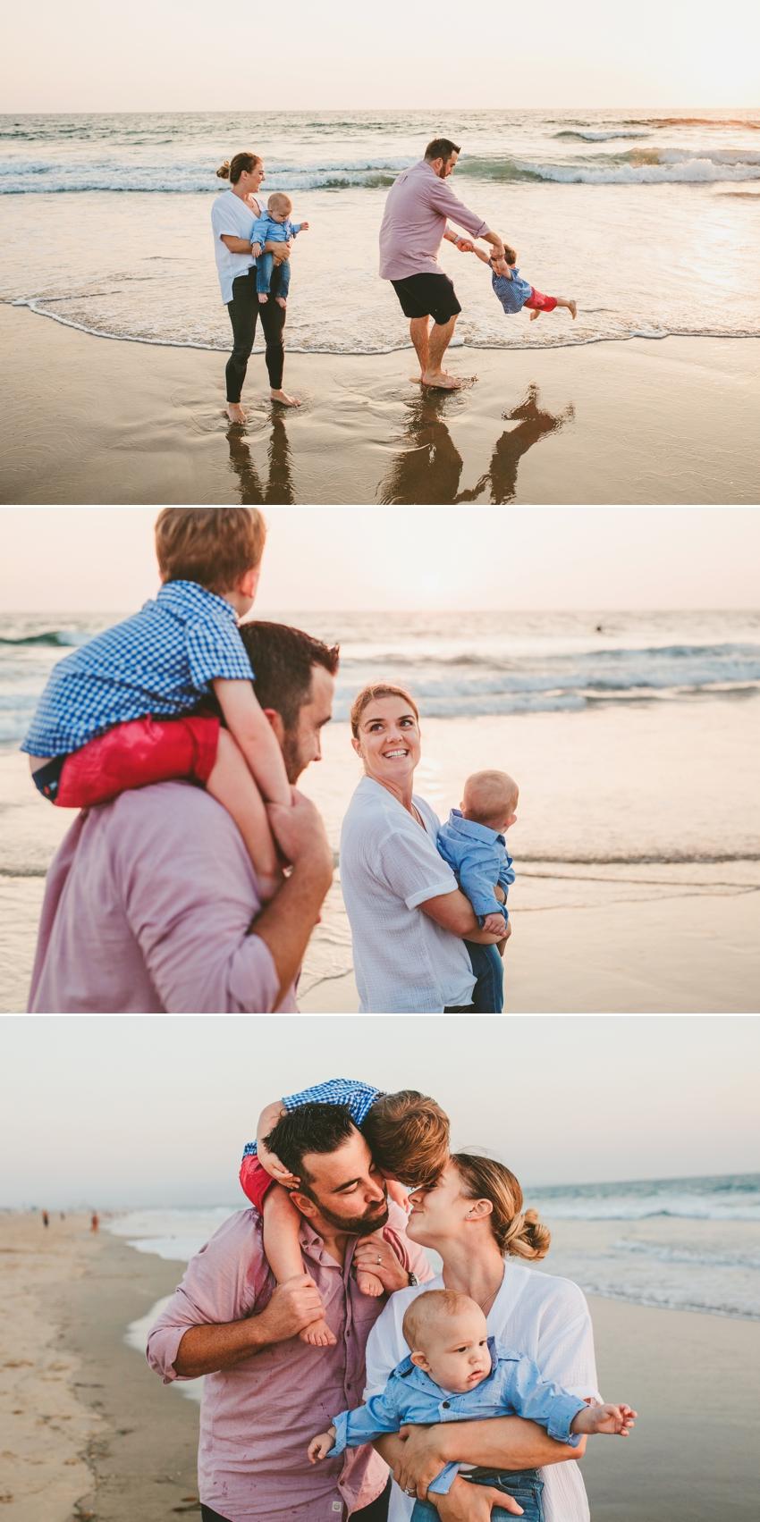 Manhattan Beach Family Photographer